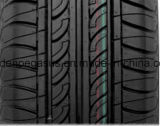 Neumático del coche, neumático radial del coche, neumático de los vehículos de pasajeros, neumático 175/70r13 185/70r14 195/60r15 205/55r16 195/55r15 de la polimerización en cadena