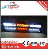 18 светов строба палубы черточки w СИД для тележки полицейской машины