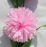 가짜 Hydrangea 가정 결혼식 훈장 도매업자를 위한 실크 인공 꽃 Hydrangea