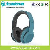 Long écouteur sans fil bon marché fonctionnant de demande de voix de son clair de gamme