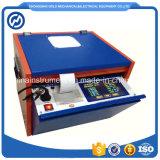 ASTM D877 dielektrische Öl-Spannungsfestigkeits-Prüfvorrichtung, Spannungsfestigkeits-Prüfvorrichtung des Isolieröl-80kv