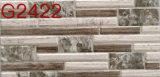 Los materiales de construcción cultural de cemento ladrillo de pared Pared exterior de estilo rústico mosaico (G2422)