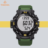 Reloj más reciente Smart con impermeable Bluetooth Mens Deportes Fitness Watch 72059