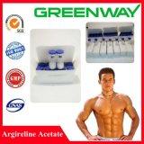 Huile pharmaceutique Argireline Acetate lyophilisée Hormone Argireline pour la perte de poids