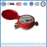 Heiße Dn15mm sondern Düsentrockner-Vorwahlknopf-Wasser-Messinstrument aus