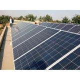 Sistema casero solar de Ongrid de la marca de fábrica de Haochang que genera potencia a la casa