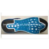A tela de Msh calç sapatas dos esportes da sapatilha para homens