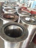 Четыре цилиндра опоры машины для резки камня слоя рулевой колонки