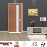 Hotel-ökonomische lamellierte Melamin-bündige Tür (GSP13-004)