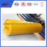 Pulverización estática de rodillos transportadores de rodillos de acero pintado