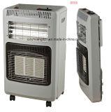 Mobiele gas-Elektrische 2 Verwarmers in 1