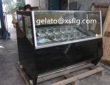 Neue Entwurfs-Eiscreme-schaufelnde Gefriermaschine