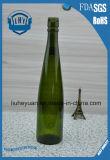 500ml verde, frasco de vidro de vinho vermelho