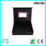 Caja del jugador de la publicidad video del LCD