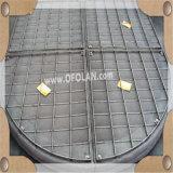 Nickel200 | W. Nr. 2.4060 Aplicações de malha de fio de malha trançada