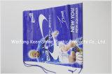 Degradável LDPE Clear Plastic Waterproof Zipper Bag com impressão