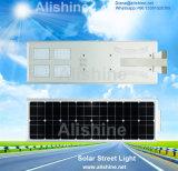 50watt 옥외 정원 램프 통합 LED 태양 가로등