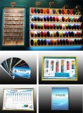 Хороший жесткость 1k Crystal Цветов краски для автомобильной промышленности