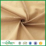 Tessuto 100% di maglia di 2:2 DTY del poliestere del cinese per l'indumento