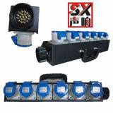 19pin Socapex Typ Energien-Panel im Metalldeckel
