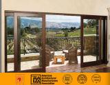 Алюминиевая раздвижная дверь для домов и офисов