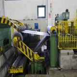 De hoge snelheid Gegalvaniseerde Scherpe Machine van de Rol van het Staal