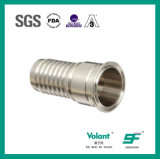 Accoppiamento sanitario dell'adattatore del tubo flessibile dell'acciaio inossidabile