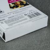 plastic druk die de verpakkende doos vouwen van de machtsbank (de doos van pvc)