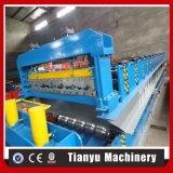 Het hydraulische Broodje die van het Comité van het Dak van het Blad van het Metaal Ibr Machine 1220 vormen