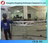 Aluminiumlegierung-schraubenartige Beleuchtung bündelt Kreisbinder