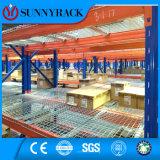 Гальванизированная палуба ячеистой сети для полки хранения металла