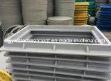 Tampas de câmara de visita compostas da fibra de vidro FRP SMC BMC com frame