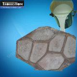 Muffa che fa la gomma del silicone per i conglomerati per la produzione di cemento del modanatura