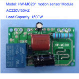 PIR 보충 (HW-MC201)로 1500W 마이크로파 레이다 모듈