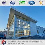 Negozio dei commercianti di automobile della struttura del blocco per grafici del metallo