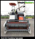 Wishope Gran Rice Harvester 4LZ-5.0 en Tanzania