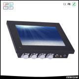 Resistente al agua de 15 pulgadas Embedded Panel PC Industrial