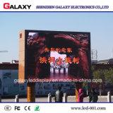 P4/P6/P8/P10/P16 pleine couleur Affichage LED de la vidéo de la publicité extérieure