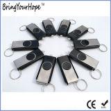 Portátil de 800 mAh Powerbank relámpago Micro USB cargador de emergencia con llave (XH-PB-208)