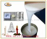 蝋燭を作るための良質のゴム製シリコーンRTVは形成する(RTV215)