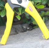 TPR Griff-Kohlenstoffstahl-Garten-Blumen-Scheren