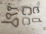 Maken van de hanger en de Haak die van de Hanger de Prijs van de Machine maken