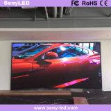 P2.5 petit espacement des pixels DEL annonçant l'Afficheur LED de panneau pour le vidéo de HD