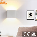 Decoracion de pared LED rectangular moderna iluminación Lámpara de pared