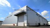 Coste económico del almacén de la estructura de acero