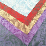 Модные эластичные Yarn-Dyed жаккард ткань