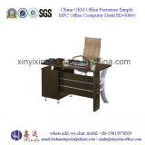 Malásia Mobiliário de madeira Mesa de escritório de baixo preço para computador (MT-2426 #)