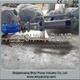 Vertikaler Hochleistungsabfluß, der zentrifugale Schlamm-Sumpf-Pumpe handhabt