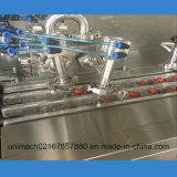Automatische flüssige Verpackungsmaschine der Blasen-Dpb-140