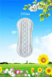 Mini serviette de 180 mm pour les soins quotidiens de Lady (PL180B)